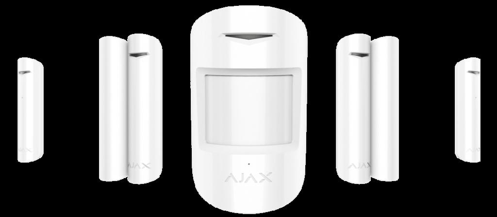 Burglar Ajax Alarm